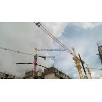 Buy cheap Not Used TC7032 Topkit Tower Crane 70m Lift Jib 12t Max.Load Sepecification from wholesalers