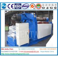 Wholesale High quality hydraulic 4 roller heavy duty sheet metal plate rolling machine price of rolls from china suppliers