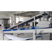 Easy Operate Industrial Laminating Machine 800 Mm Belt Width For Danish Pastry