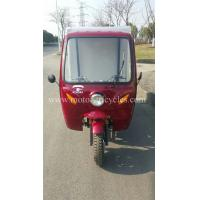 Wholesale 163FML Engine Adult 3 Wheel Covered Motorcycle Commercial Tricycles OEM from china suppliers