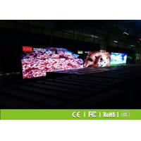 Wholesale P4 Transparent LED Display Mobile LED Screen Hire For Wedding / Hotel Show from china suppliers