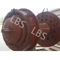 Buy cheap Single Drum 10000lbs Anchor Winch Drum 15CrMo 20GrMo 42GrMo Q460 from wholesalers