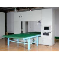 Wholesale Professional CNC Foam Cutter Machine For Circular Knife Cutting With Brake System from china suppliers