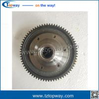 Quality electric tricycle differential gearbox gear 71teeth 30mm bore for India for sale for sale