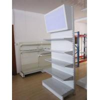 Wholesale Exhibition Wood Display Stands White MDF For Hardware Tools from china suppliers