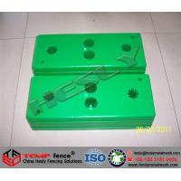 plastic temporary fencing feet