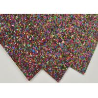 Wholesale Party Decoration Thick Glitter Paper , Sparkle Handcraft Glitter Paper Craft from china suppliers