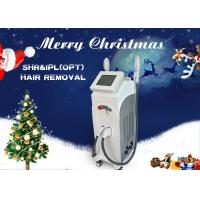 Wholesale Vertical OPT IPL SHR Laser Hair Removal Machine for Skin Rejuvenation Acne Clearance from china suppliers
