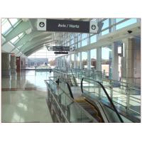 Buy cheap Airport Tempered Laminated Glass Walls And Stairs , Toughened Glass 10 mm from wholesalers
