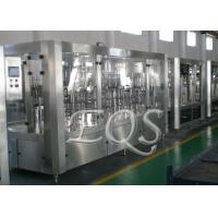 Wholesale 4 in 1 Monoblock Pulp Juice Beverage Production Line for PET Bottle from china suppliers