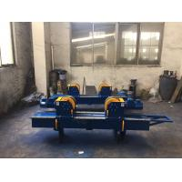 Wholesale Q235 Manual Screw Adjustment Double Drive Pipe Welding Roller With 20 Ton Top Loading from china suppliers