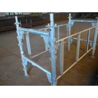 Wholesale Hot galvanized Haky   Haki scaffolding system from China suppler from china suppliers