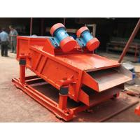 Wholesale High Frequency Electromagnetic Vibrating Screen for River Sand from china suppliers