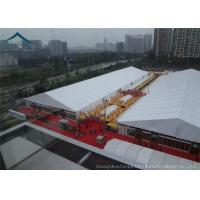Wholesale Conditioned  Exhibition Tents With PVC Fabric For Outdoor Commercial Trade Show Event from china suppliers