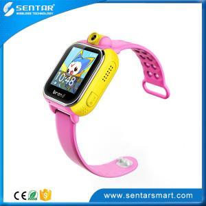 New arrival V83 kids gps tracker smart running gps watch SOS call
