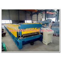 Wholesale Galvanized Steel Floor Deck Cold Roll Forming Production Line for Steel Structure Application from china suppliers
