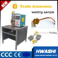 Wholesale Medium Frequency Small Size DC Welding Machine For Electrical Copper Relay / Shunt from china suppliers