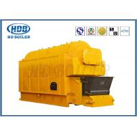Wholesale Automatic Industrial Steam Hot Water Boiler Coal Fired Horizontal Single Drum from china suppliers