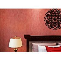 Buy cheap Eco Friendly House Decoration Wallpaper with Embossed Surface Treatment , CE ISO from wholesalers