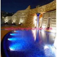 Fully Brass Underwater Fountain Lights 196mm Height 139mm Diameter Of Different Lighting Angles