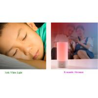hot sales 256 colorful touch rechargeable portable USB Charging line 3w led touch senor lamp light