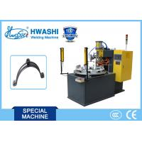 Wholesale Pipe Clamp Automatic Rotary Welding Machine with Automatic Unloading System from china suppliers