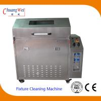 Wholesale Wave Solder smt cleaning equipment , pallet washer machines with 3 Levels Filter System from china suppliers