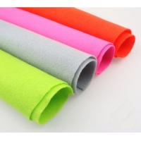 Wholesale Colorful 100% polyester fabruc felt Sheets/Rolls with factory price from china suppliers
