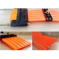 Quality Seamless / Multipole High Tro Reel System Crane Components / Conductor Rails for sale