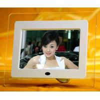 Wholesale 7inch Bright LCD electronic photo frame from china suppliers