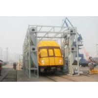 Wholesale autobase train wash machine T8 from china suppliers
