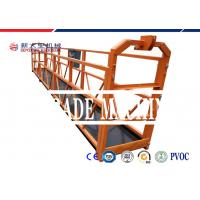 Wholesale Safety ZLP500 Hanging Lift Rope Suspended Platform For Construction Work from china suppliers