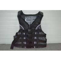 Wholesale Black Watersport Life Jackets Bouyancy Aid Lightweight For Adult from china suppliers