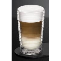 Wholesale NESPRESSO CitiZ Barista coffee Cups,Set of 2,hand-blown Recipe glasses (350 ml),Double Wall Glass Coffee glass from china suppliers