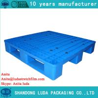 Buy cheap Factory Direct Sales plastic pallets load capacity from wholesalers