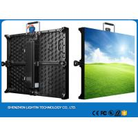 Wholesale Super Slim Indoor HD Stage LED Screens , Full Color LED Video Wall P3 from china suppliers