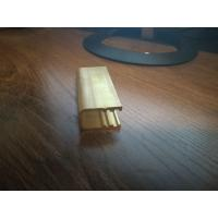 Wholesale Brass U-section Shapes , Brass U Channel , Extrusion Brass C Channel from china suppliers