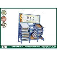 Wholesale Customized Environmental Friendly ceramic tile display racks and stand from china suppliers
