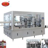 Buy cheap 3-in-1 Automatic Mineral Water/ Carbonated Drink Filling Machine from wholesalers