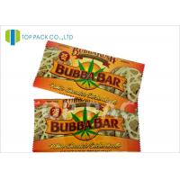 Wholesale Heat Sealing Printed Laminated Pouches , Back Seal bag Aluminum Foil Cookies from china suppliers