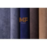 Wholesale Upholstery Textured 3D Burnout Velvet Fabric For Pillow 143 Cm - 145 Cm Width from china suppliers