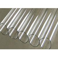 Quality High Quality Borosilicate 3.3 Clear  Glass Tubes for Glass Blowing for sale