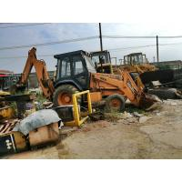 """Wholesale case Backhoe Loader made in UK case engine 4 in 1 bucket for <strong style=""""color:#b82220"""">sale</strong> second hand backhoe from china suppliers"""