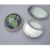 Wholesale Round makeup mirror, mini mirror, folding pocket mirror from china suppliers