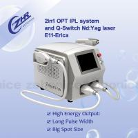 2000w Professional Portable Laser Ipl Machine For Tattoo Removal