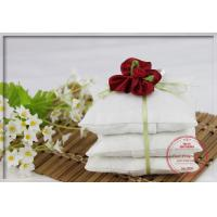 Wholesale Colorful Linen Pouch Lace Flower Lavender Scented Pillows 7*6cm from china suppliers