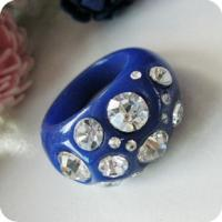 Wholesale low price acrylic fashion rings from china suppliers