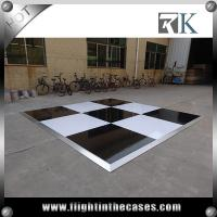 Wholesale Portable wooden dance floor used dance floor for sale portable dance floor craigslist from china suppliers