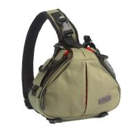 Wholesale Caden K2 Army Green Waterproof Fashion Casual DSLR Camera Bag Case Messenger Shoulder Bag from china suppliers