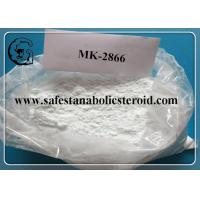 Wholesale MK2866 Selective Androgen Receptor Modulators Ostarine Sarms Powder 401900-40-1 from china suppliers